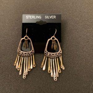 Silpada brand new beautiful earrings